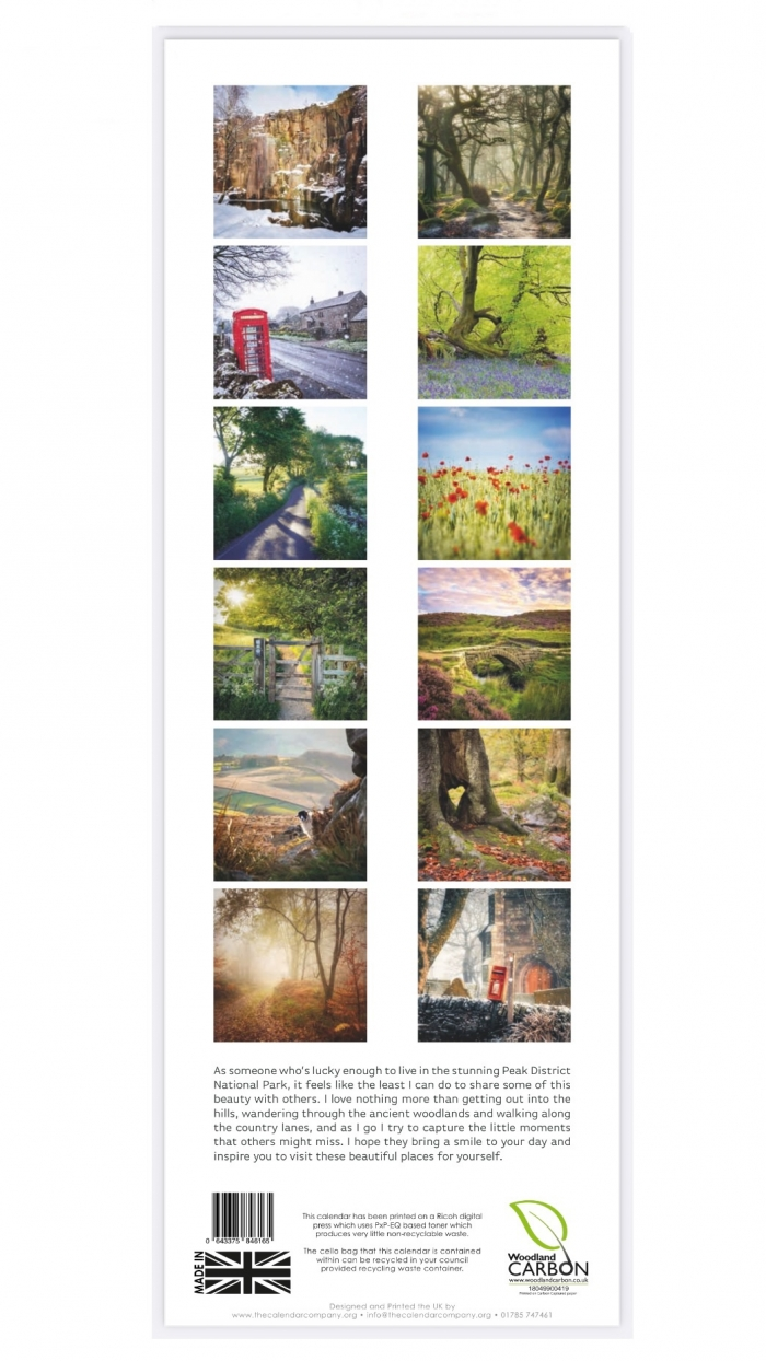 Peak District Calendar 2022