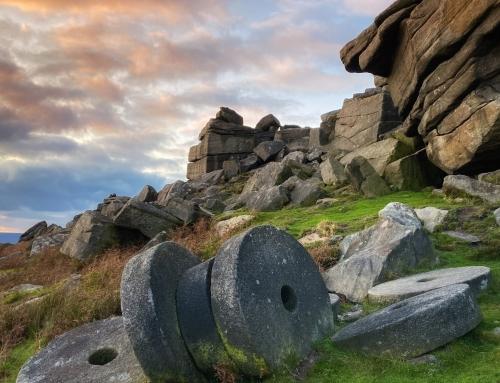 The Millstones of the Peak District